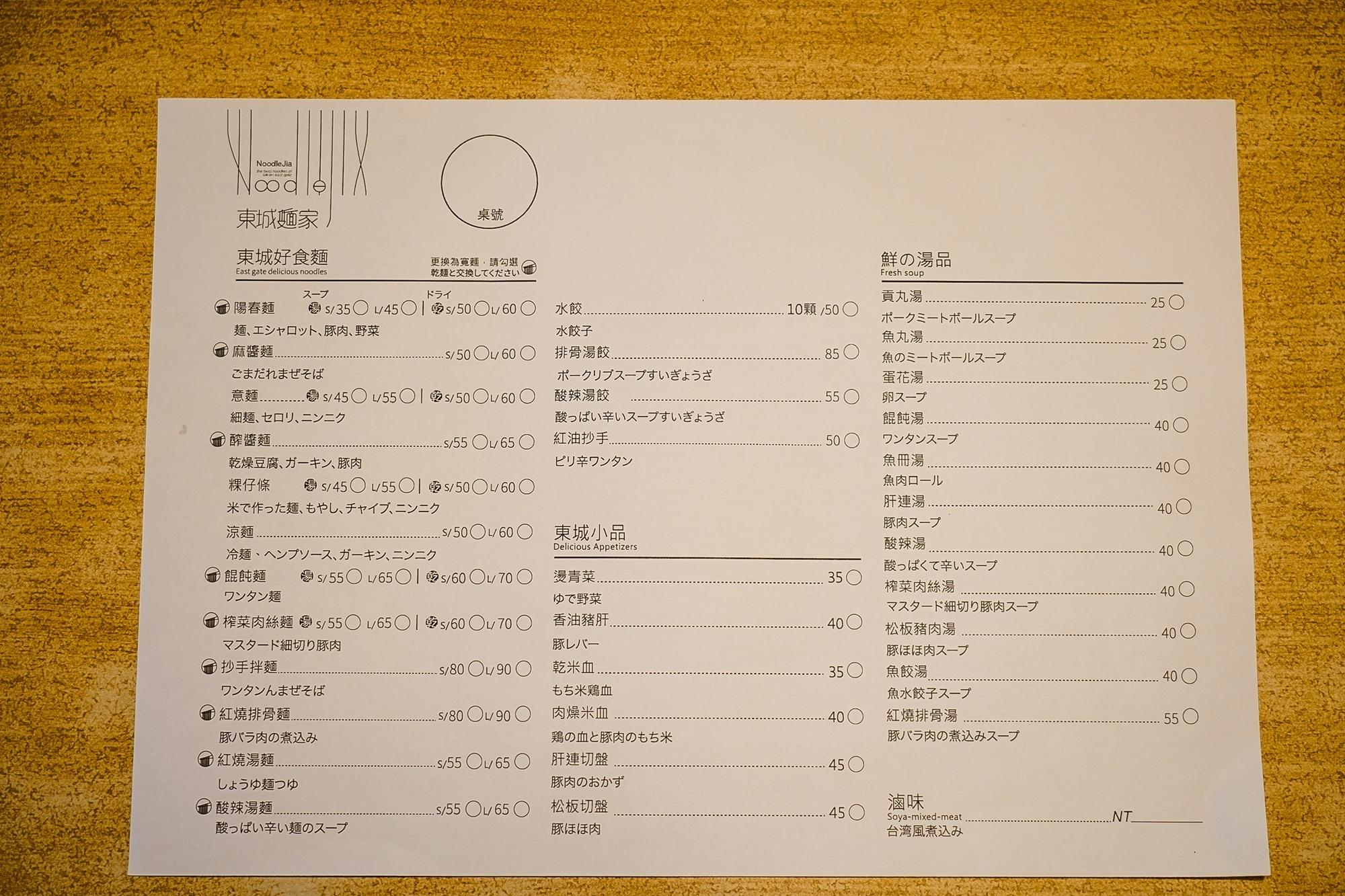 台南中西區美食 東城麵家 結合hiphop與街頭文化的潮流麵店18.jpg