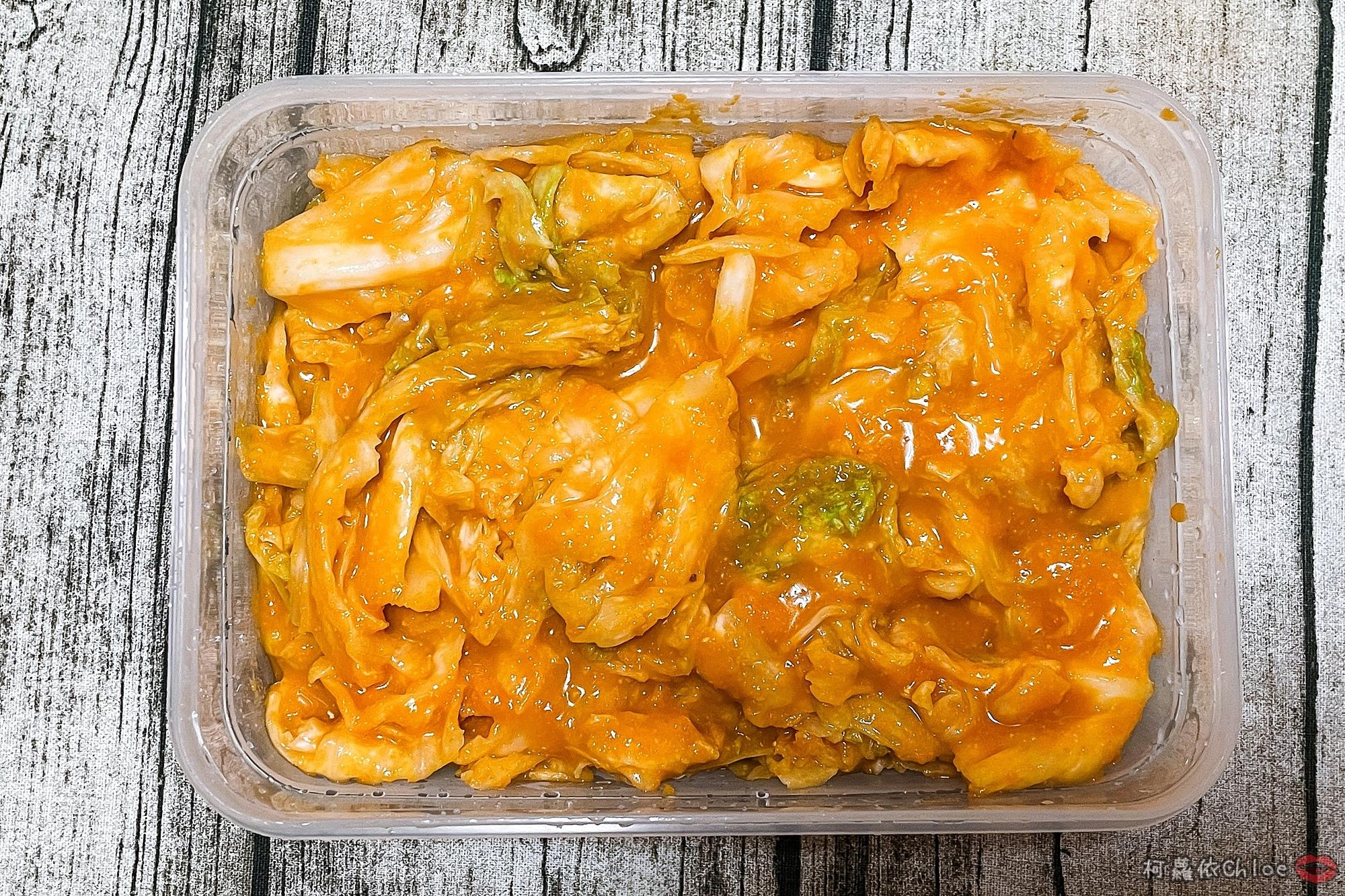食譜 黃金泡菜DIY 家常版 第一次就成功16.JPG