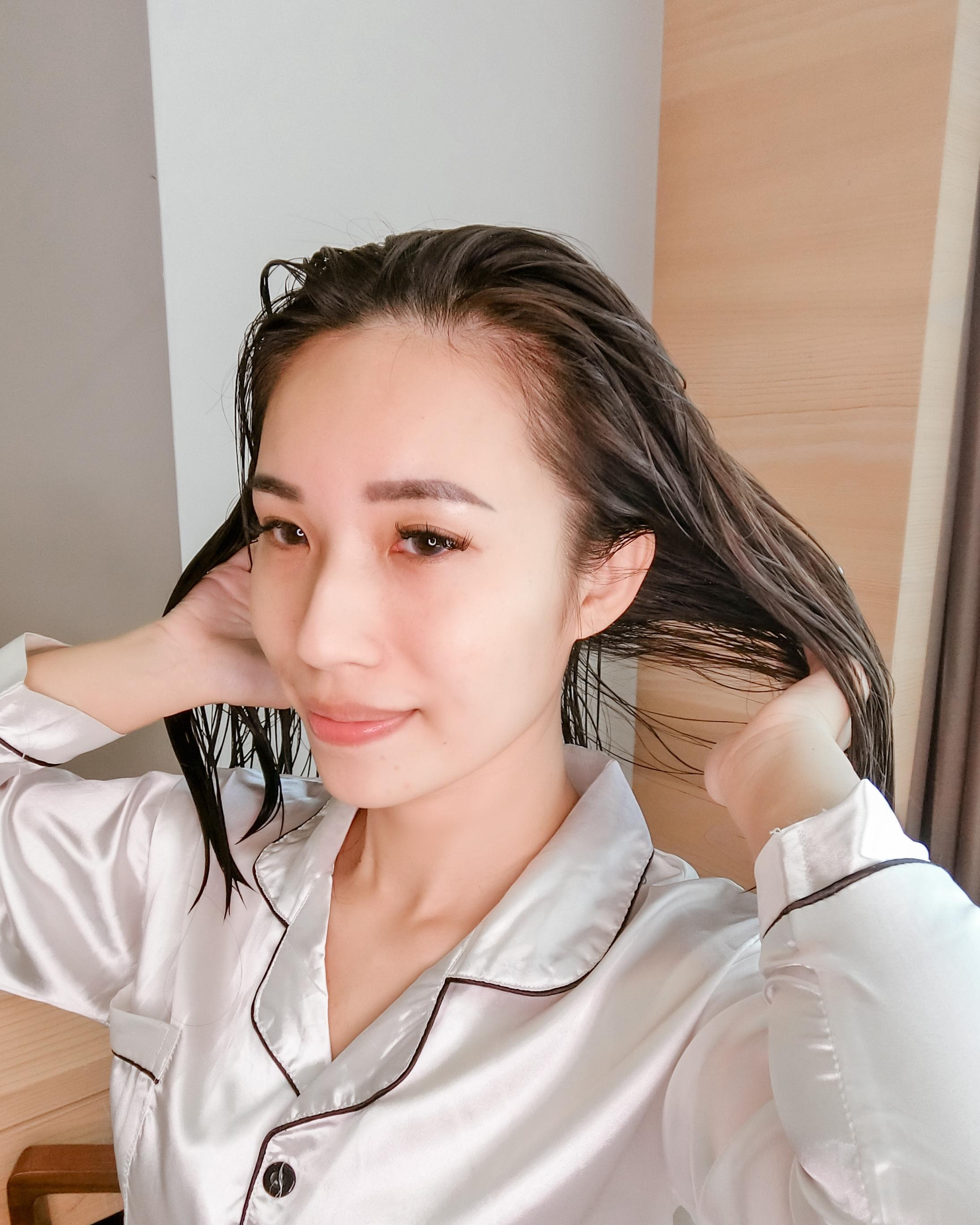 髮況皇后 LIKEY 萊客 洗髮精 護髮膜 精華露 打造輕柔秀髮三步驟16.JPG