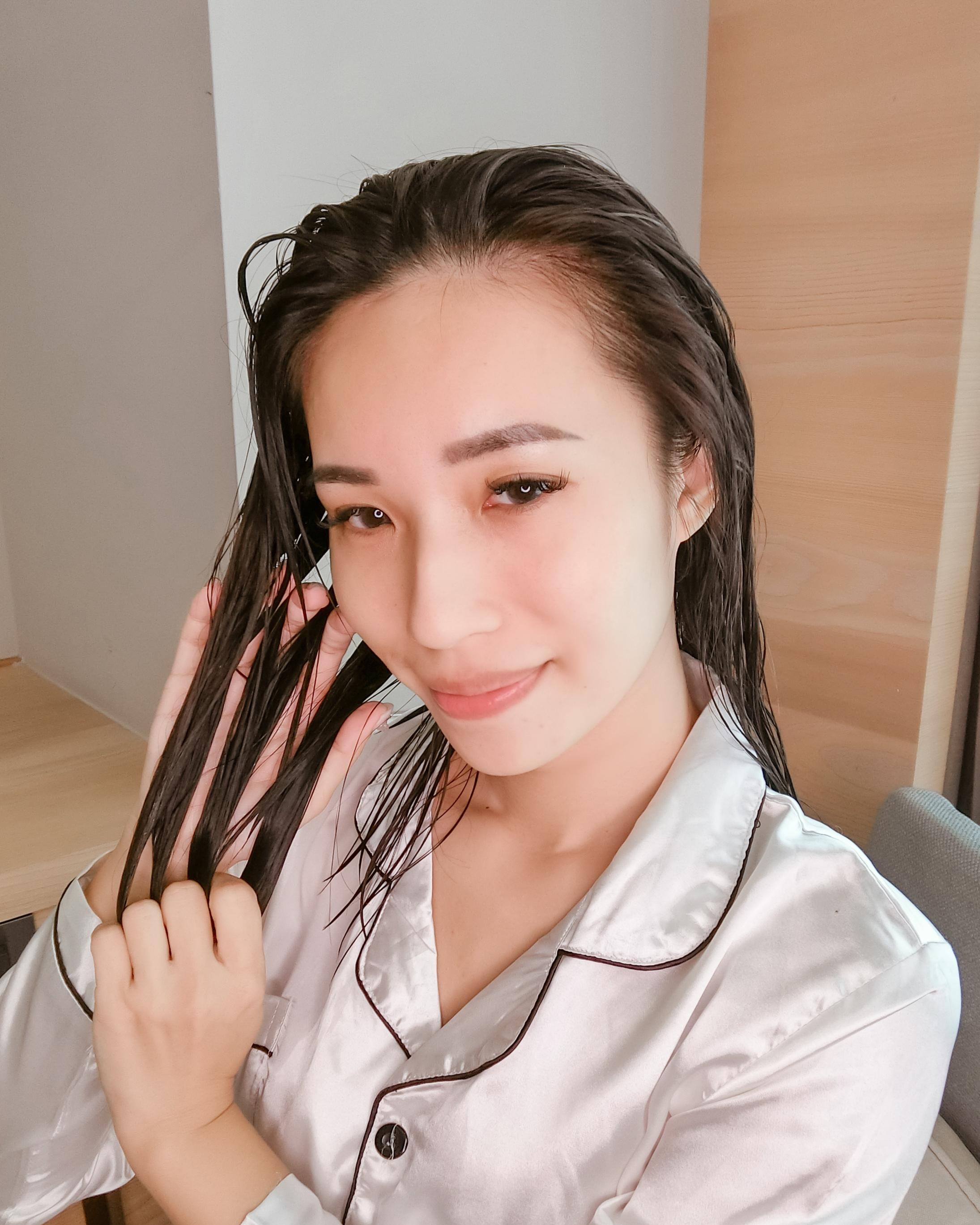 髮況皇后 LIKEY 萊客 洗髮精 護髮膜 精華露 打造輕柔秀髮三步驟15.JPG