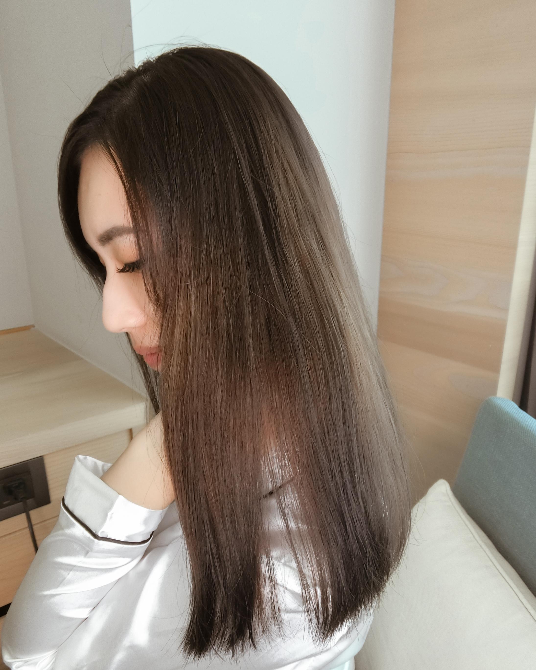 髮況皇后 LIKEY 萊客 洗髮精 護髮膜 精華露 打造輕柔秀髮三步驟20.JPG