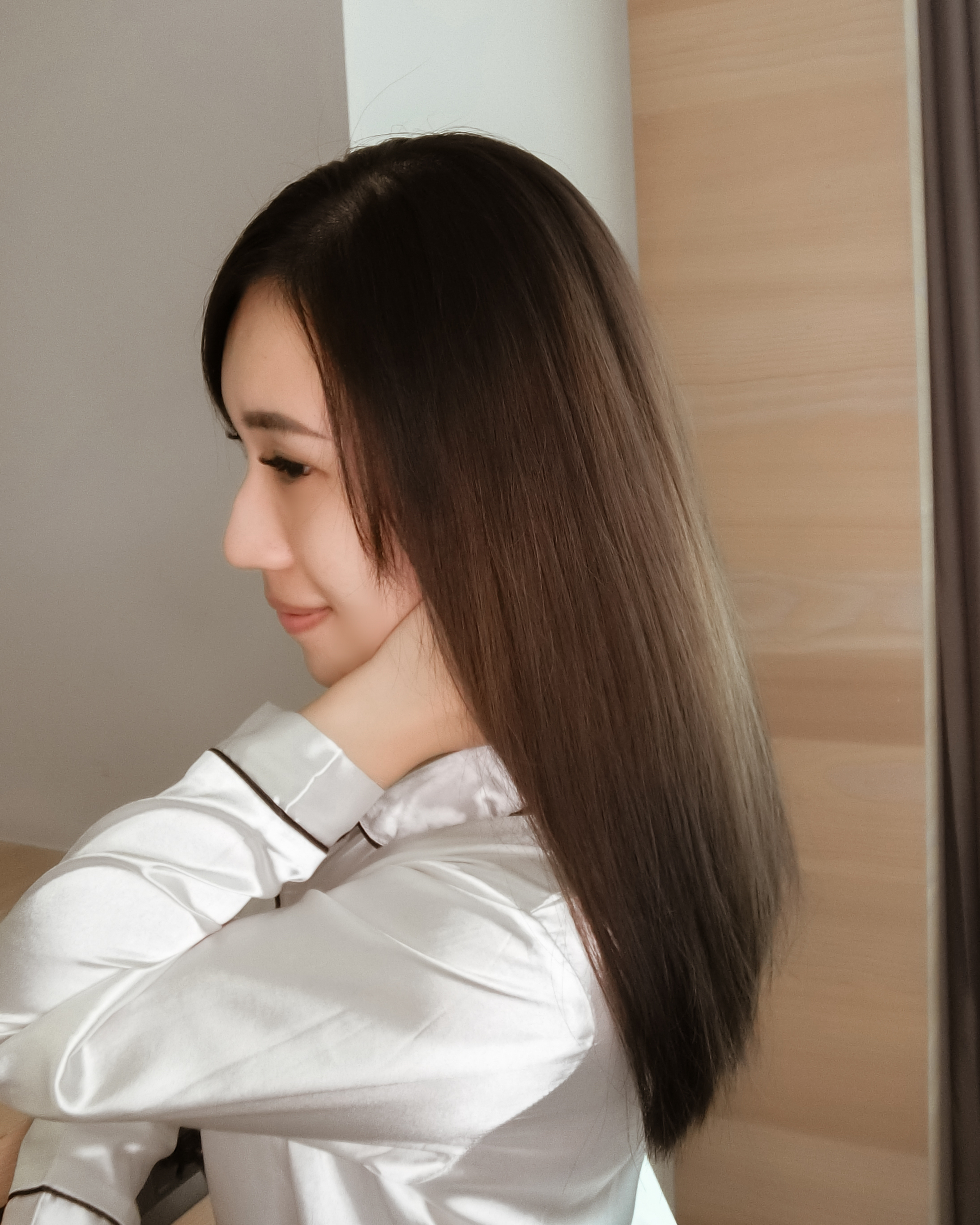 髮況皇后 LIKEY 萊客 洗髮精 護髮膜 精華露 打造輕柔秀髮三步驟21.JPG