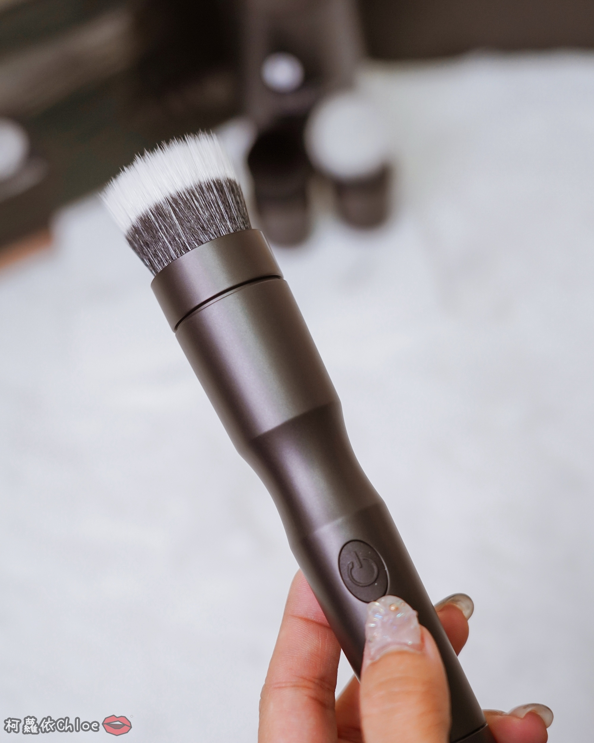 彩妝工具推薦 blendSMART電動化妝刷 達人套裝開箱 上妝輕柔更有效率15.jpg