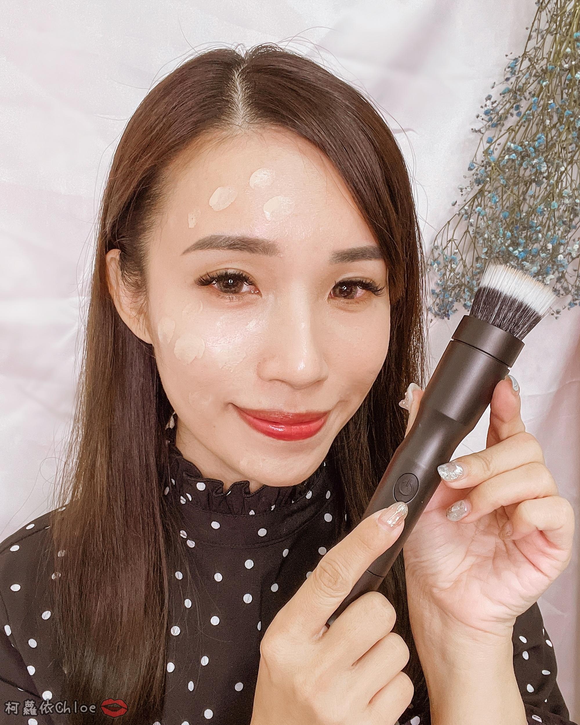 彩妝工具推薦 blendSMART電動化妝刷 達人套裝開箱 上妝輕柔更有效率17.jpg