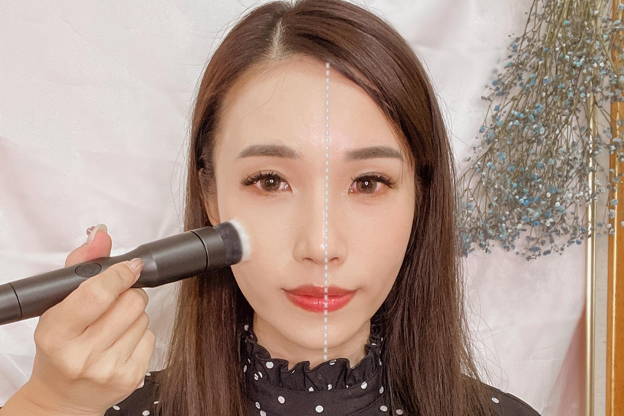 彩妝工具推薦 blendSMART電動化妝刷 達人套裝開箱 上妝輕柔更有效率20.jpg