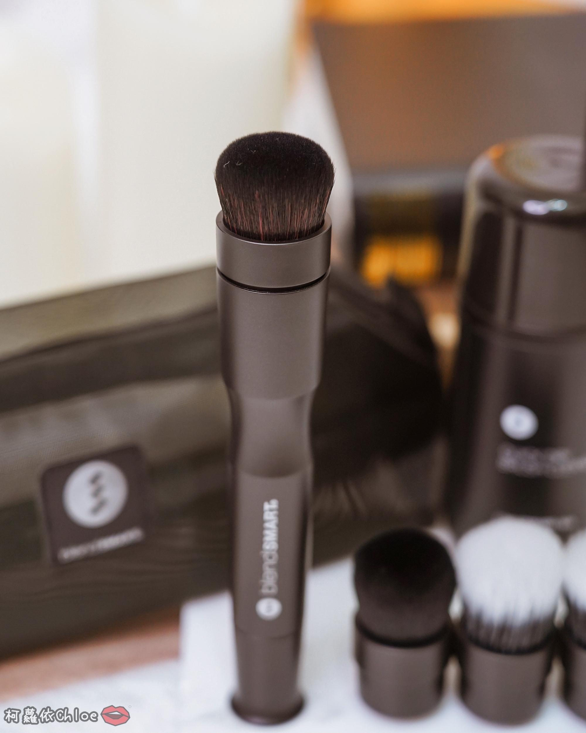 彩妝工具推薦 blendSMART電動化妝刷 達人套裝開箱 上妝輕柔更有效率30.jpg