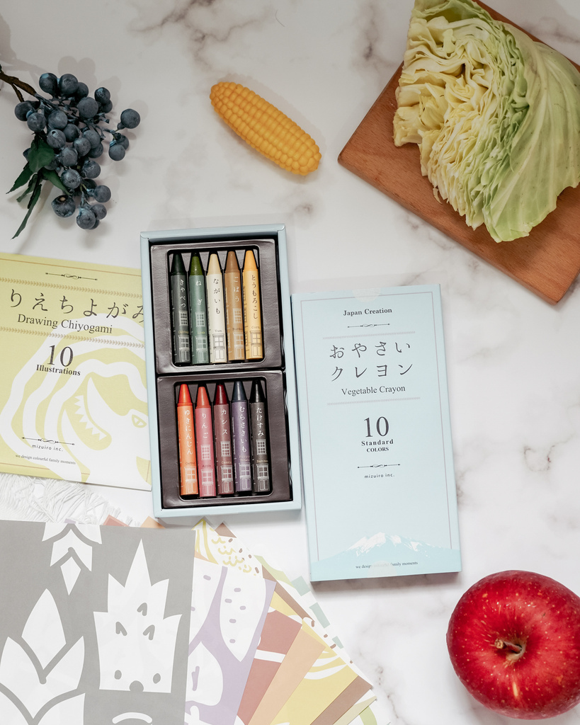無毒蠟筆 在家不無聊,用 #蔬菜蠟筆 畫畫安全又好玩1.jpg