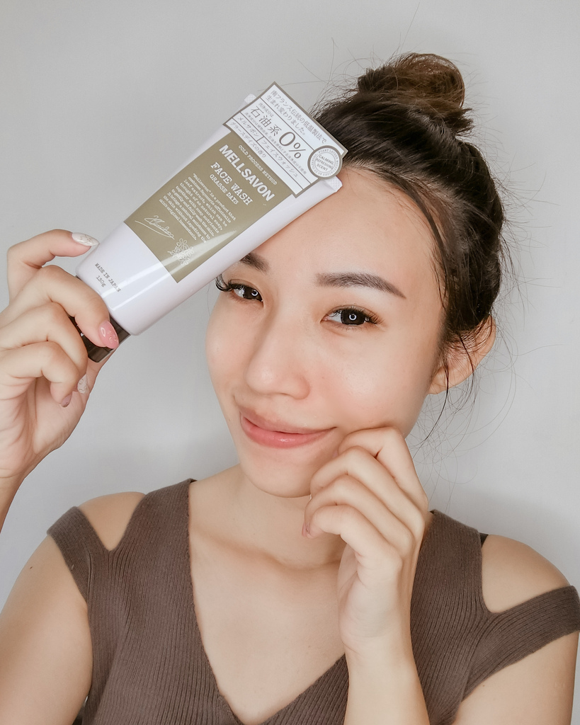 開架洗面乳推薦  日本MELLSAVON草本系列 洗面乳 洗面慕斯 屈臣氏也買得到10.jpg