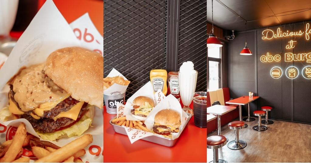 台南中西區美食 ABC BURGER 美式復古漢堡店 手拍漢堡肉 雙層花生醬牛肉堡必吃.jpg