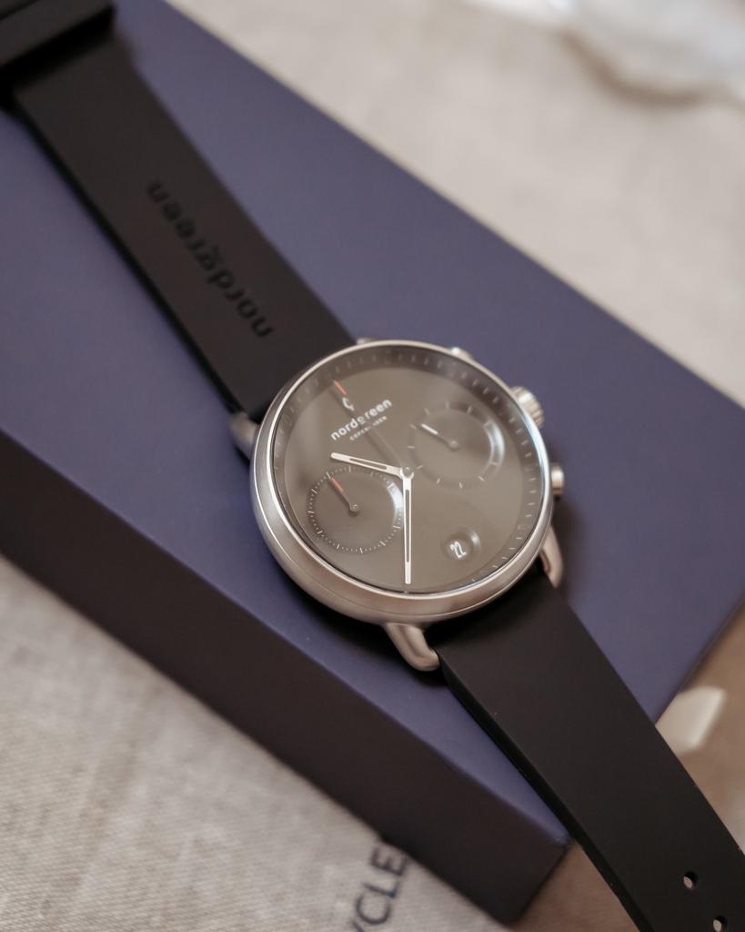 NORDGREEN 最愛夏日單品 Pioneer極夜黑錶盤極夜黑矽膠錶帶 內有85折扣碼9.jpg