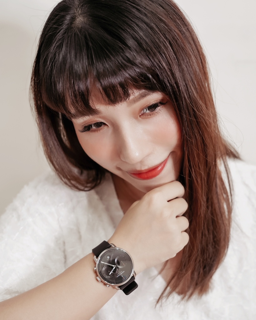 NORDGREEN 最愛夏日單品 Pioneer極夜黑錶盤極夜黑矽膠錶帶 內有85折扣碼10.JPG