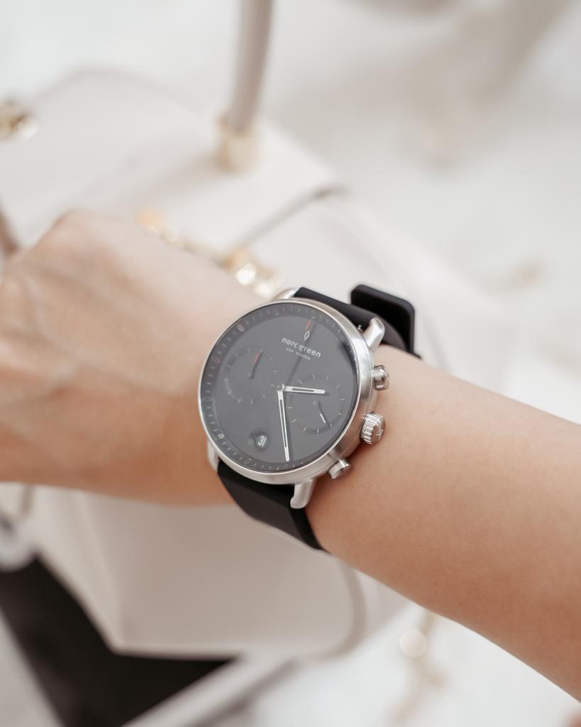 NORDGREEN 最愛夏日單品 Pioneer極夜黑錶盤極夜黑矽膠錶帶 內有85折扣碼16.jpg