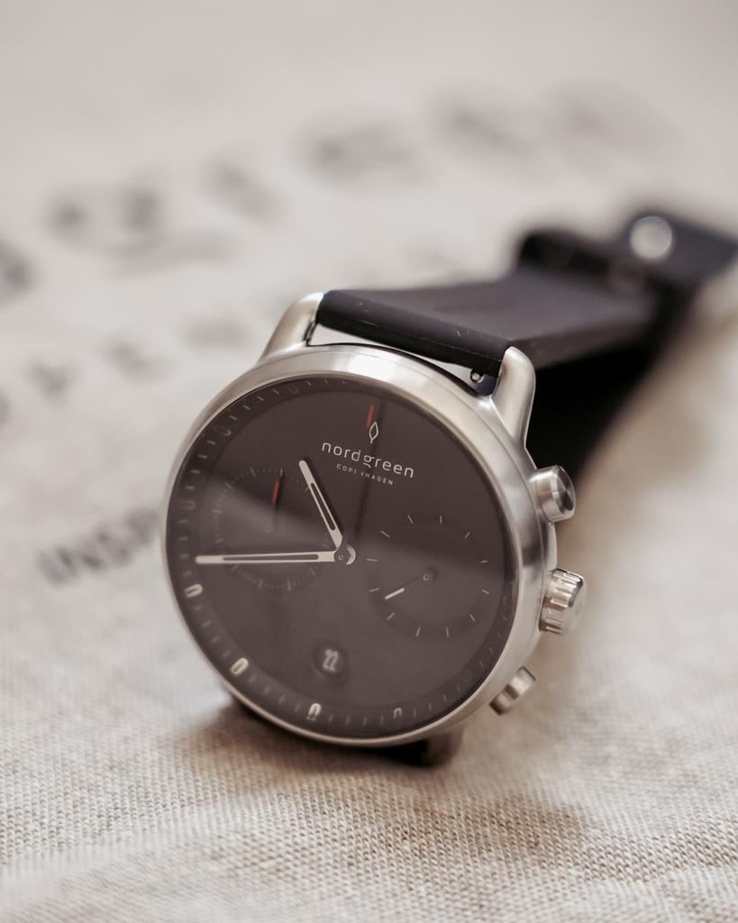 NORDGREEN 最愛夏日單品 Pioneer極夜黑錶盤極夜黑矽膠錶帶 內有85折扣碼15.jpg
