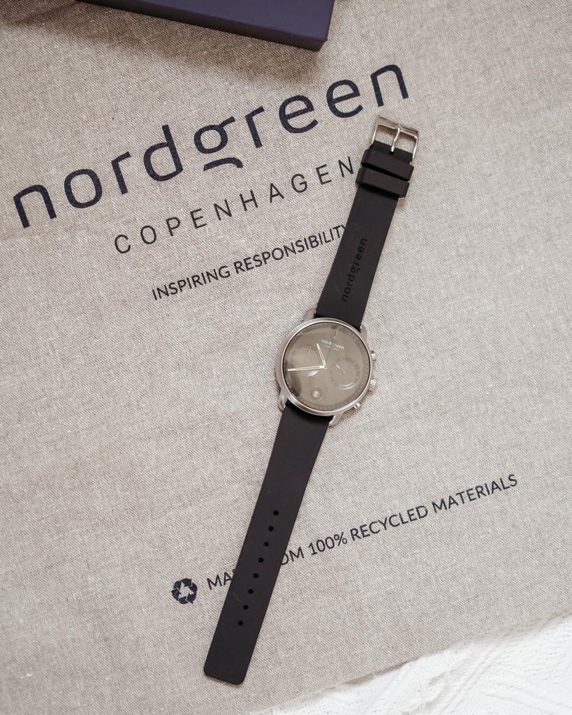 NORDGREEN 最愛夏日單品 Pioneer極夜黑錶盤極夜黑矽膠錶帶 內有85折扣碼20.jpg