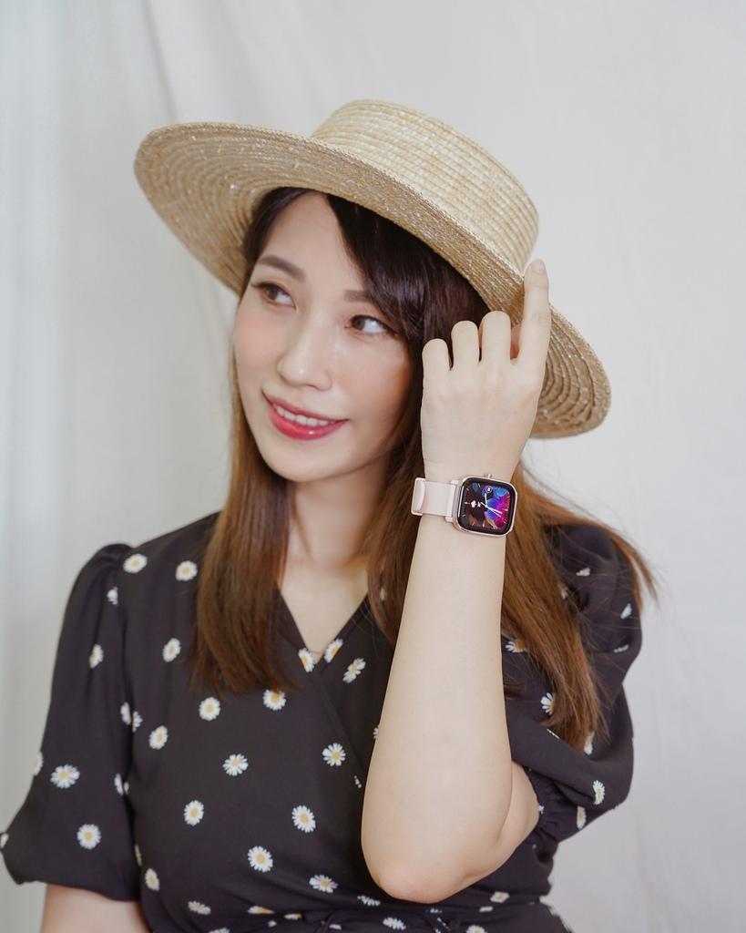 開箱 Amazfit GTS 2 mini 科技時尚兼具的超輕薄健康運動智慧手錶3.JPG
