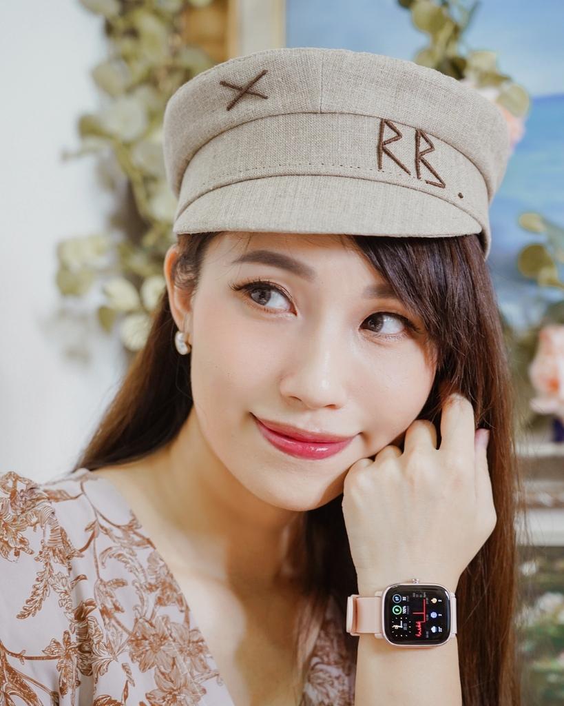 開箱 Amazfit GTS 2 mini 科技時尚兼具的超輕薄健康運動智慧手錶26.JPG