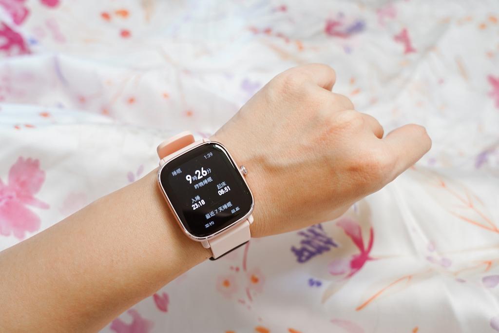 開箱 Amazfit GTS 2 mini 科技時尚兼具的超輕薄健康運動智慧手錶40.jpg