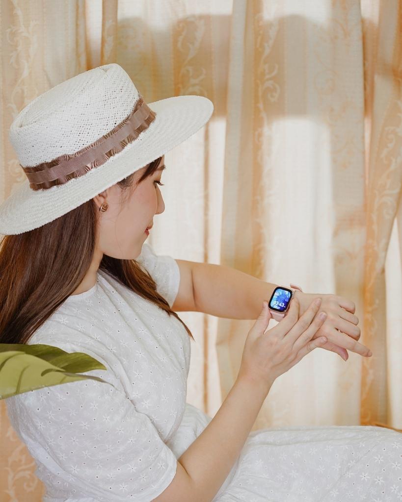 開箱 Amazfit GTS 2 mini 科技時尚兼具的超輕薄健康運動智慧手錶52.JPG