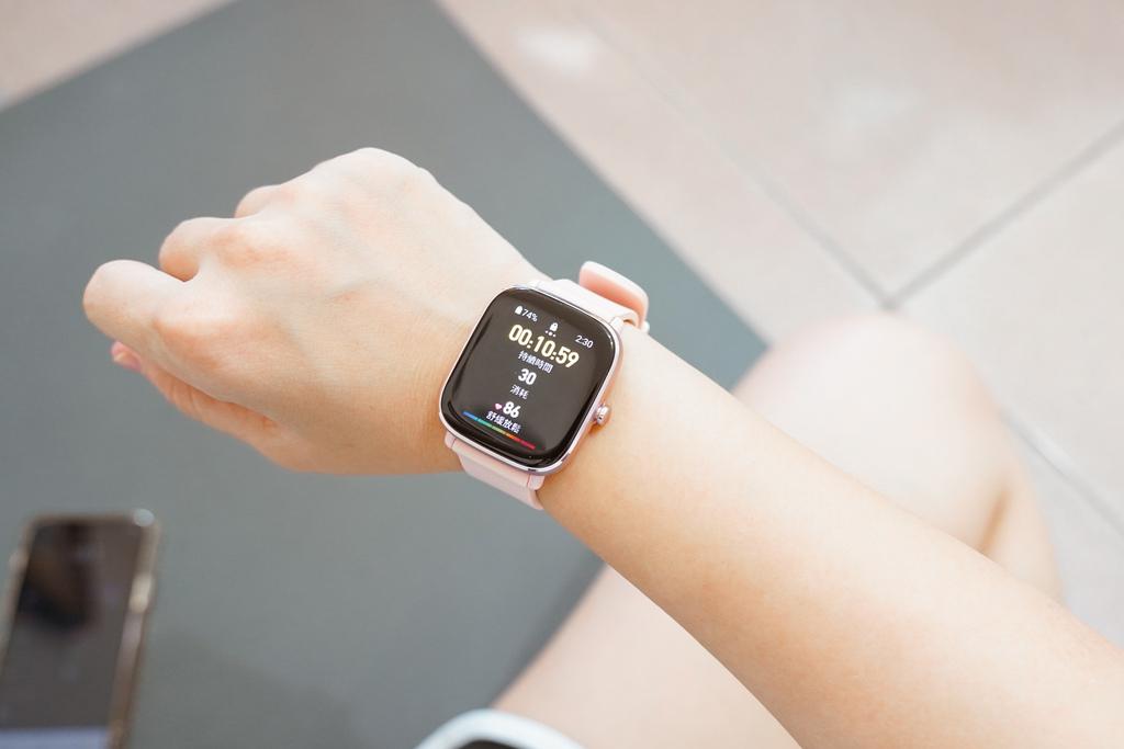 開箱 Amazfit GTS 2 mini 科技時尚兼具的超輕薄健康運動智慧手錶47.jpg