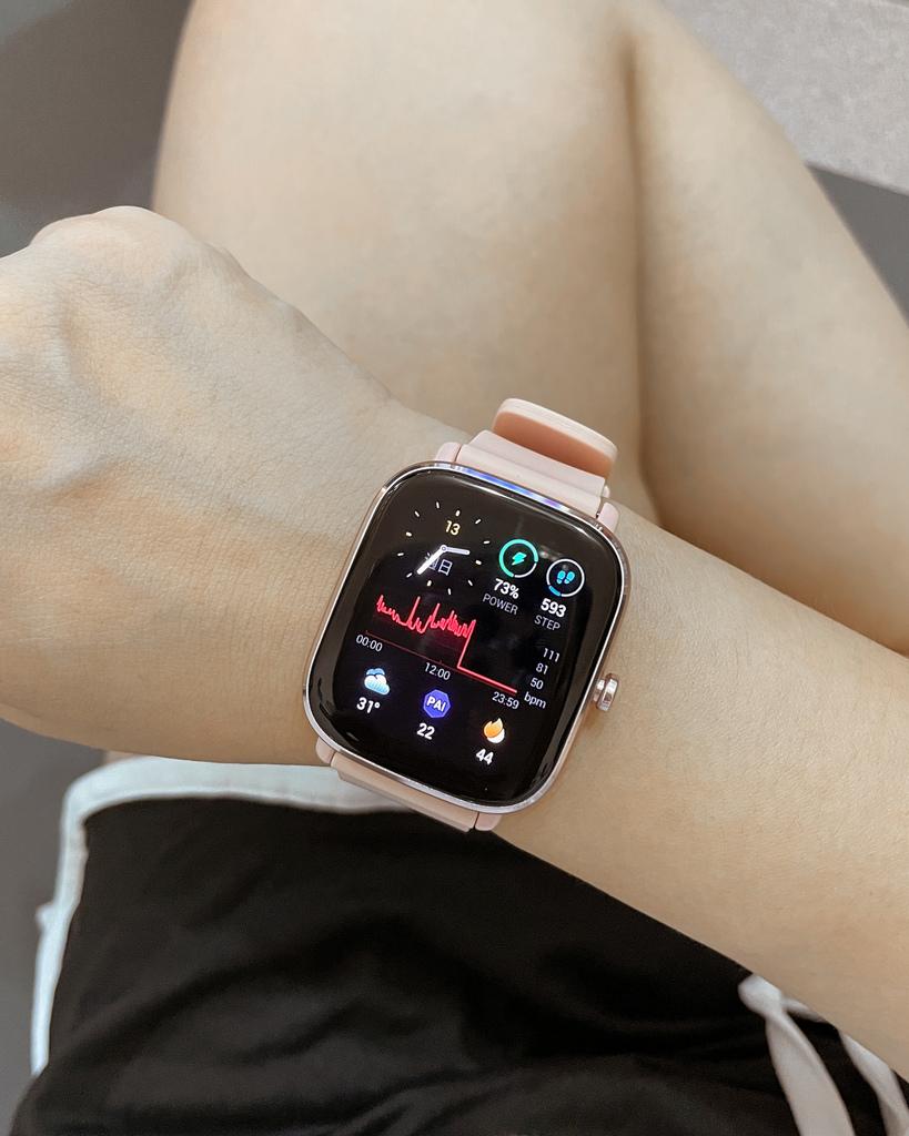 開箱 Amazfit GTS 2 mini 科技時尚兼具的超輕薄健康運動智慧手錶49.jpg