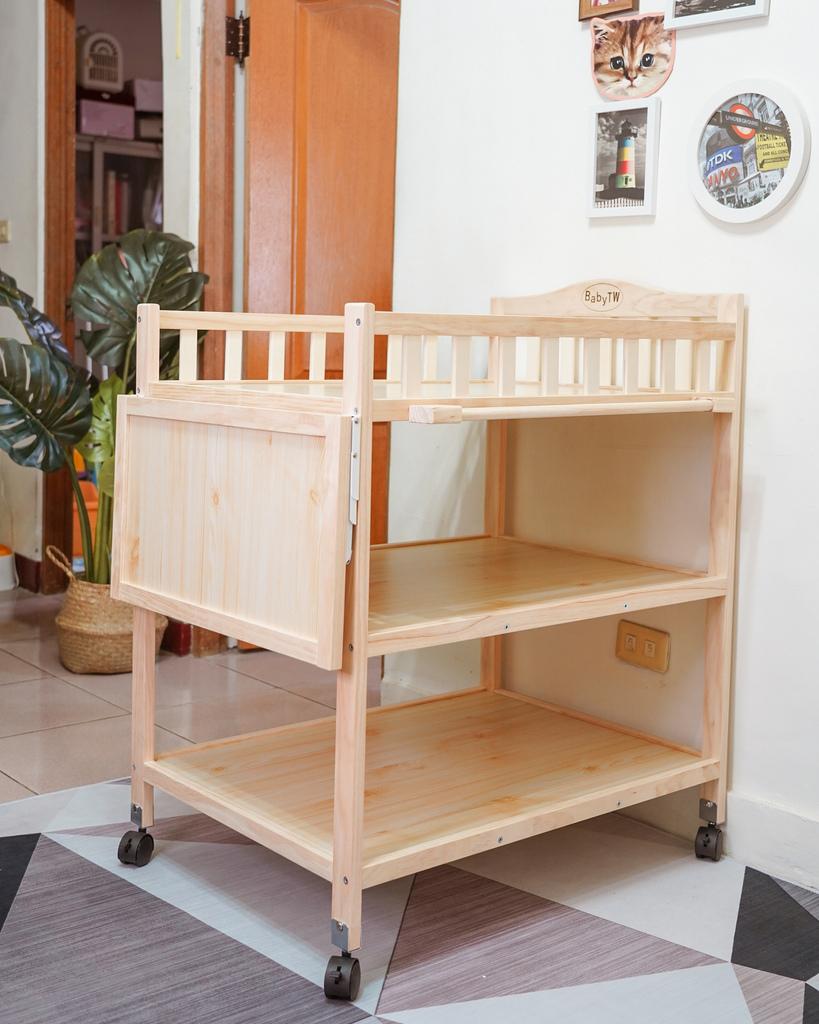 產前準備 Babytw尿布台實用嗎 尿布台上必備物品分享3.jpg