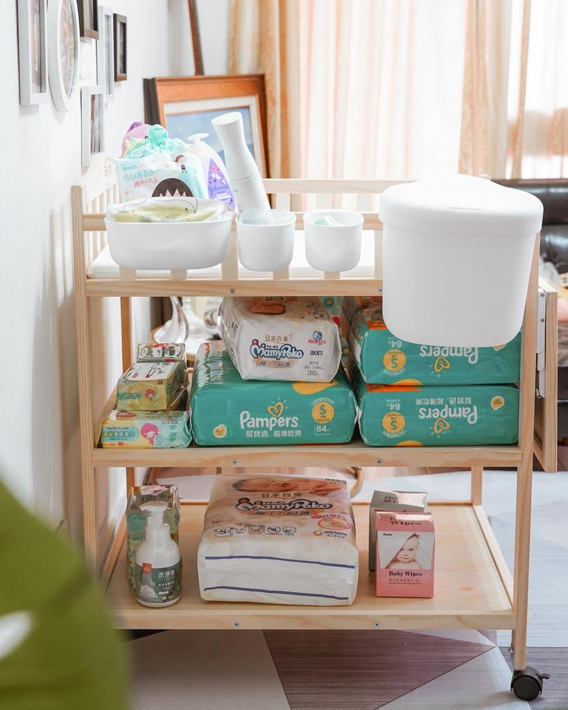 產前準備 Babytw尿布台實用嗎 尿布台上必備物品分享23.jpg
