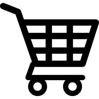 shopping-cart-of-checkered-design-cart-png-338_338