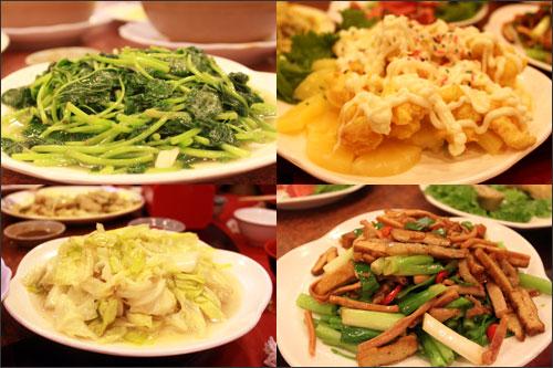 合菜上桌4
