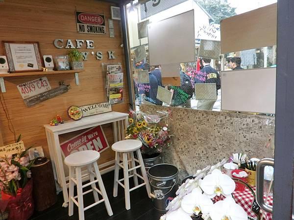 奈良巷子烤餅店