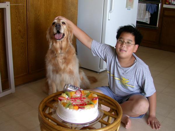 ChoCho & Daniel 7-2003.jpg