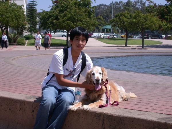 Daniel & ChoCho 6-2007.jpg