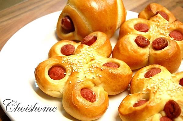 熱狗小麵包