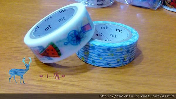 mt 有樂町限定 wave(右)夏日小物(左)