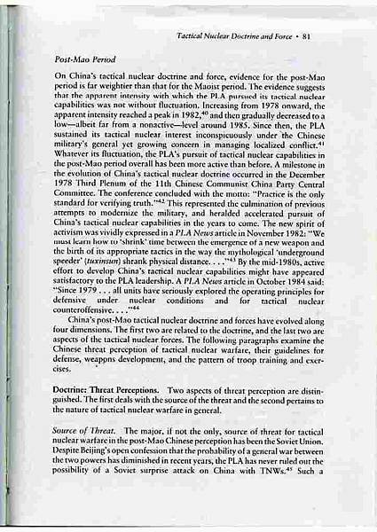 China's Nuclear Weapon Strategy- 5.Tactical Nuclear Doctrine and Force 07.jpg