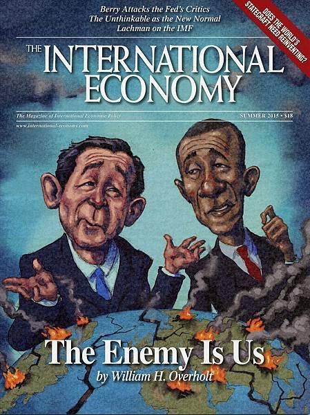 INTERNATIONAL ECONOMY - 1