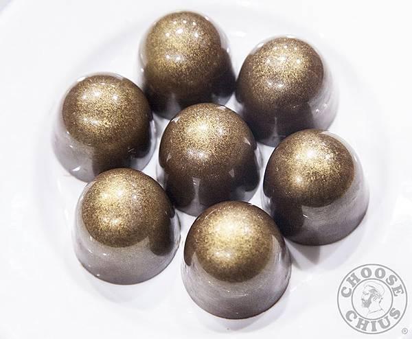 新巧克力 - 黃金海鹽焦糖