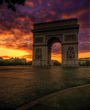 我想去法國