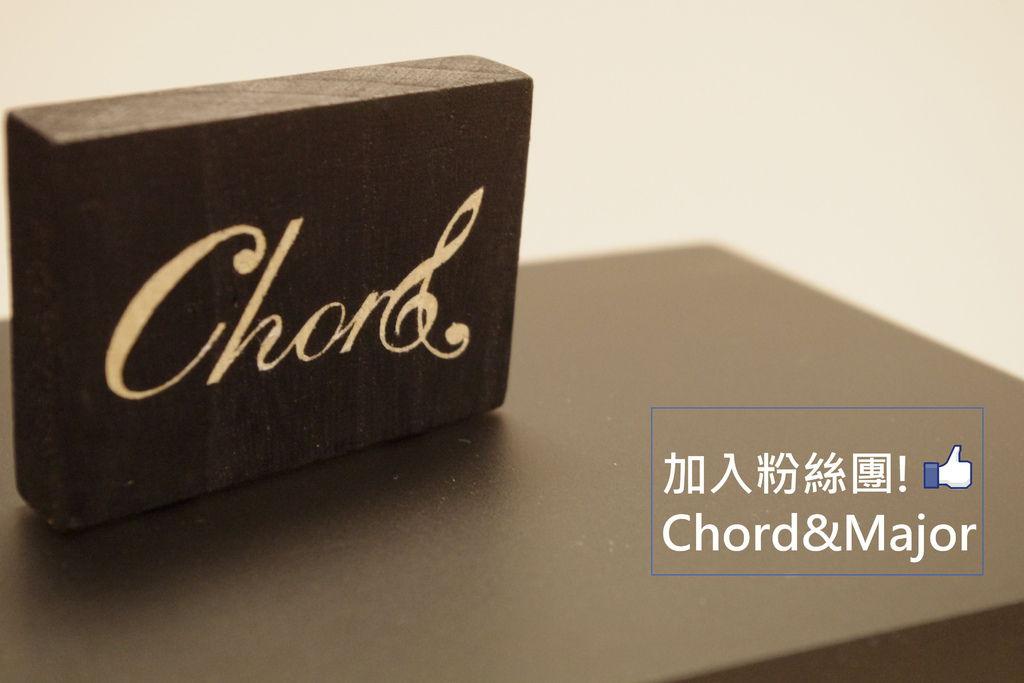 點一下加入Chord粉絲團