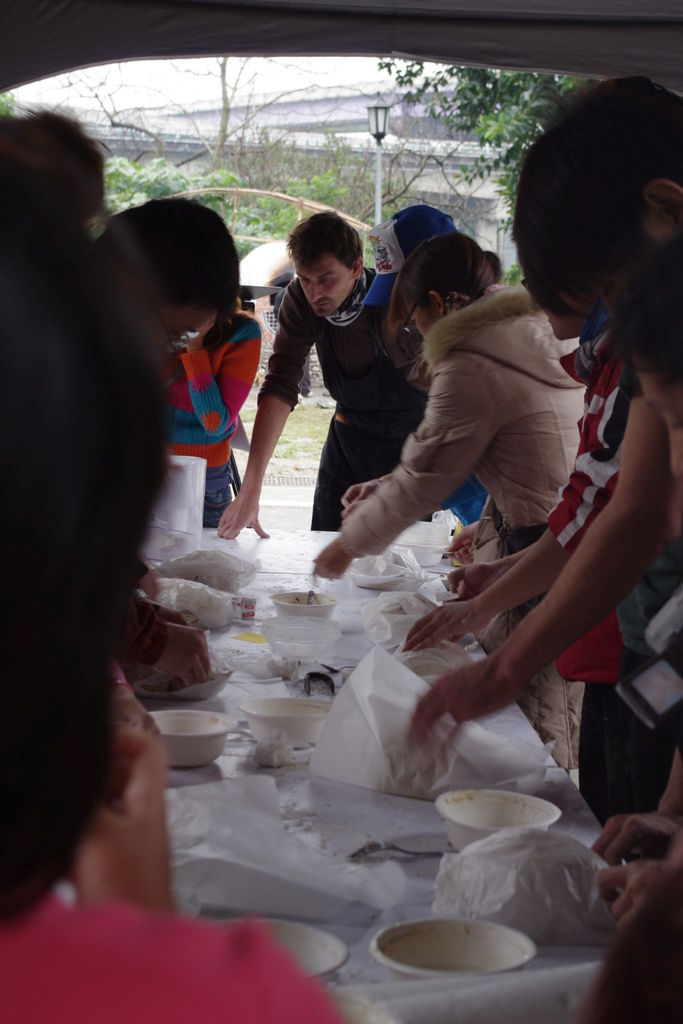 生麵糰體驗