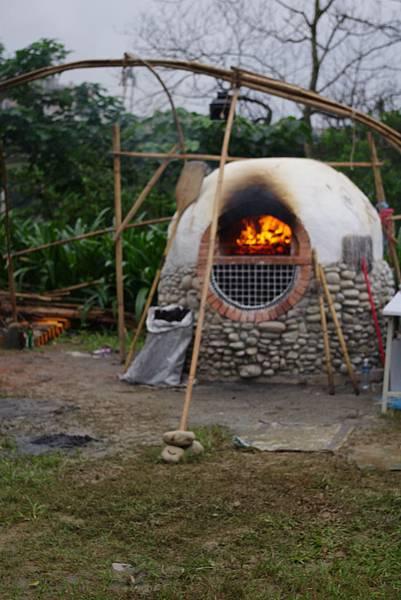 溫暖人心的公共窯烤:)