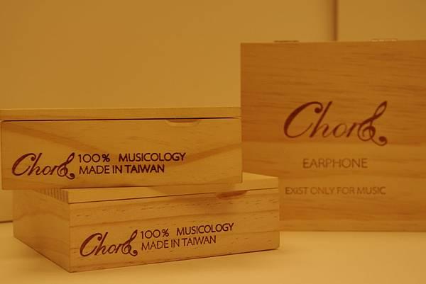 Chord耳機 Major.7th木盒