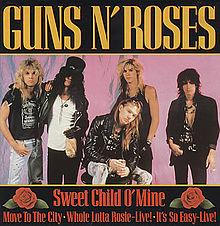 chord耳機-拆歌好樂趣-槍與玫瑰