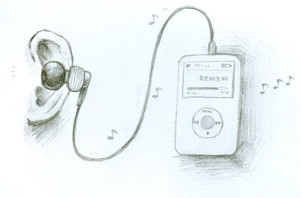 透過MP3傳輸訊號給耳機 耳機才能夠帶給我們好聲音