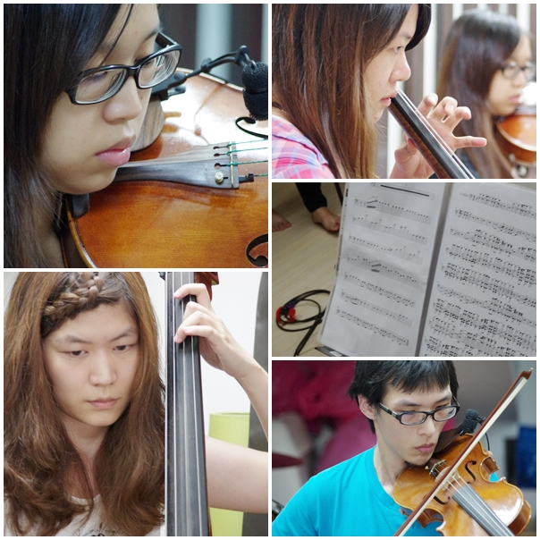 大演歌1.0_永樂廳絃樂四重奏_練習