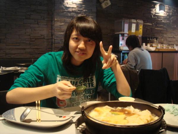 小波 + 素食壽喜燒