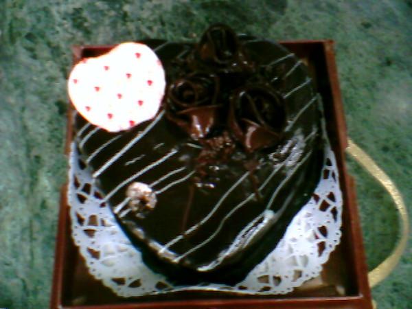 「巧克力蛋糕
