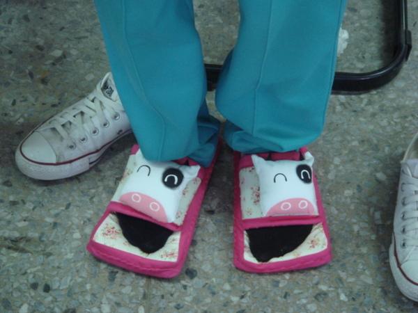 禮物 - 拖鞋