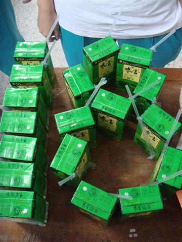 18瓶麥香綠