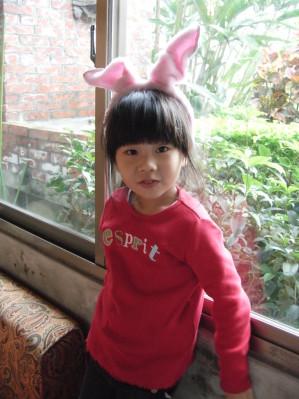 粉紅兔小敏