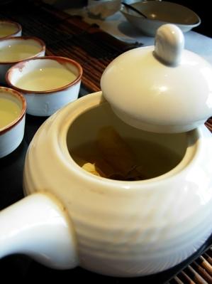 再來杯蓮花茶